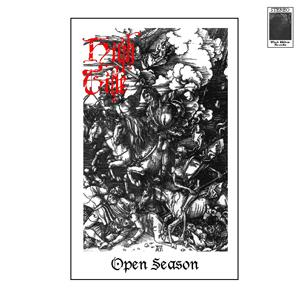 High Tide - Open Season CD (album) cover