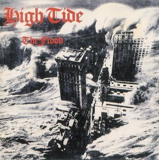 High Tide The Flood album cover
