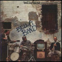 Bella Band - Bella Band CD (album) cover