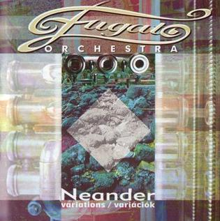 Neander Variations by FUGATO ORCHESTRA album cover