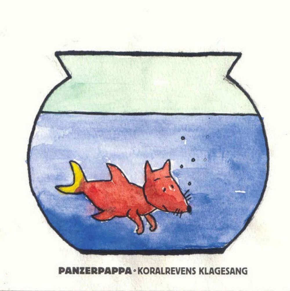 Koralrevens Klagesang by PANZERPAPPA album cover