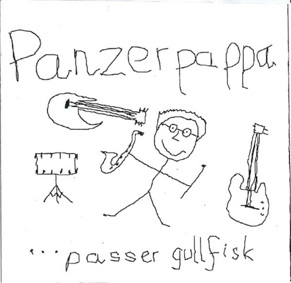 Passer Gullfisk by PANZERPAPPA album cover
