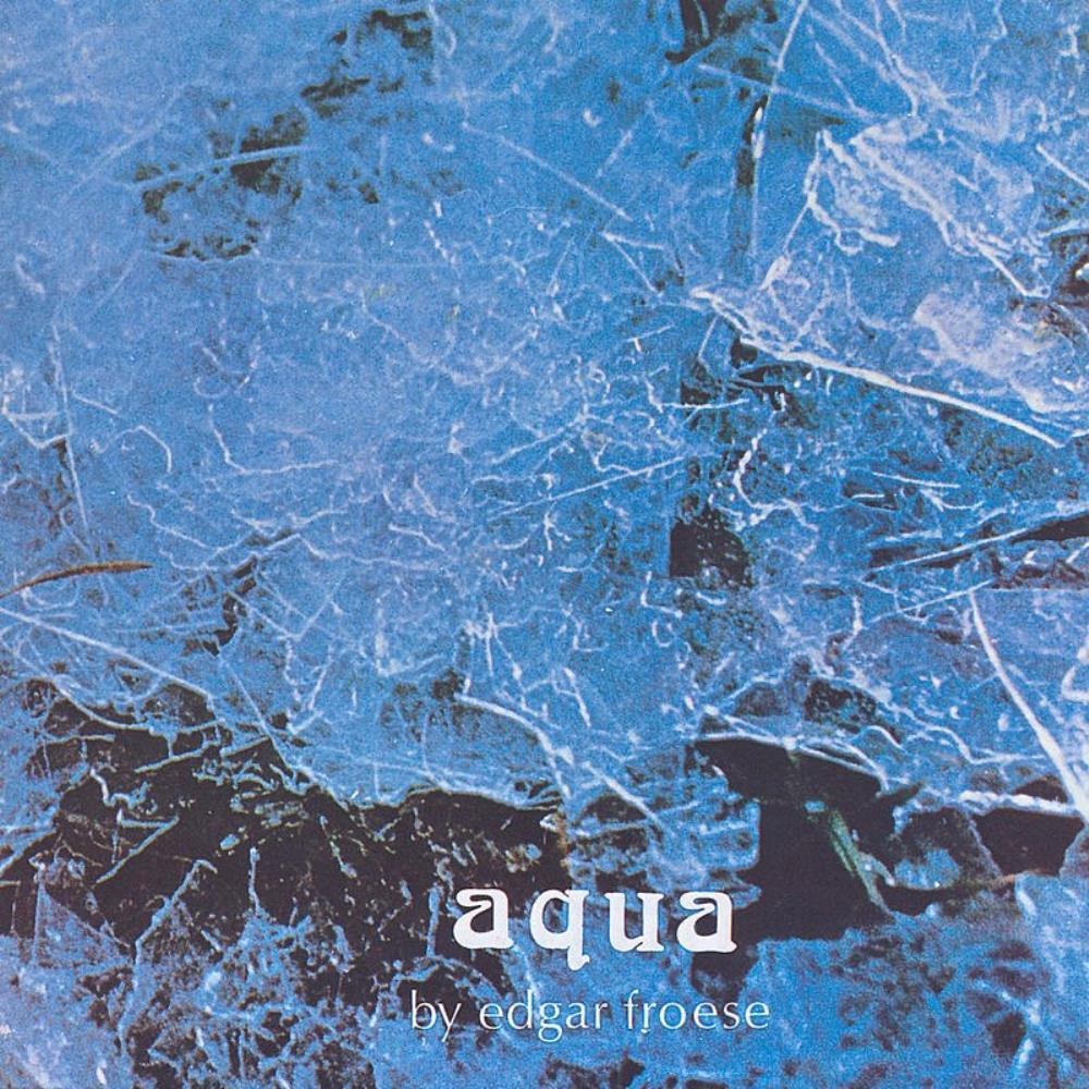 Aqua by FROESE, EDGAR album cover
