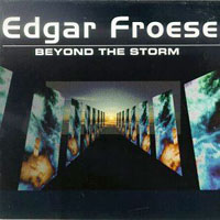 Edgar Froese Beyond The Storm album cover