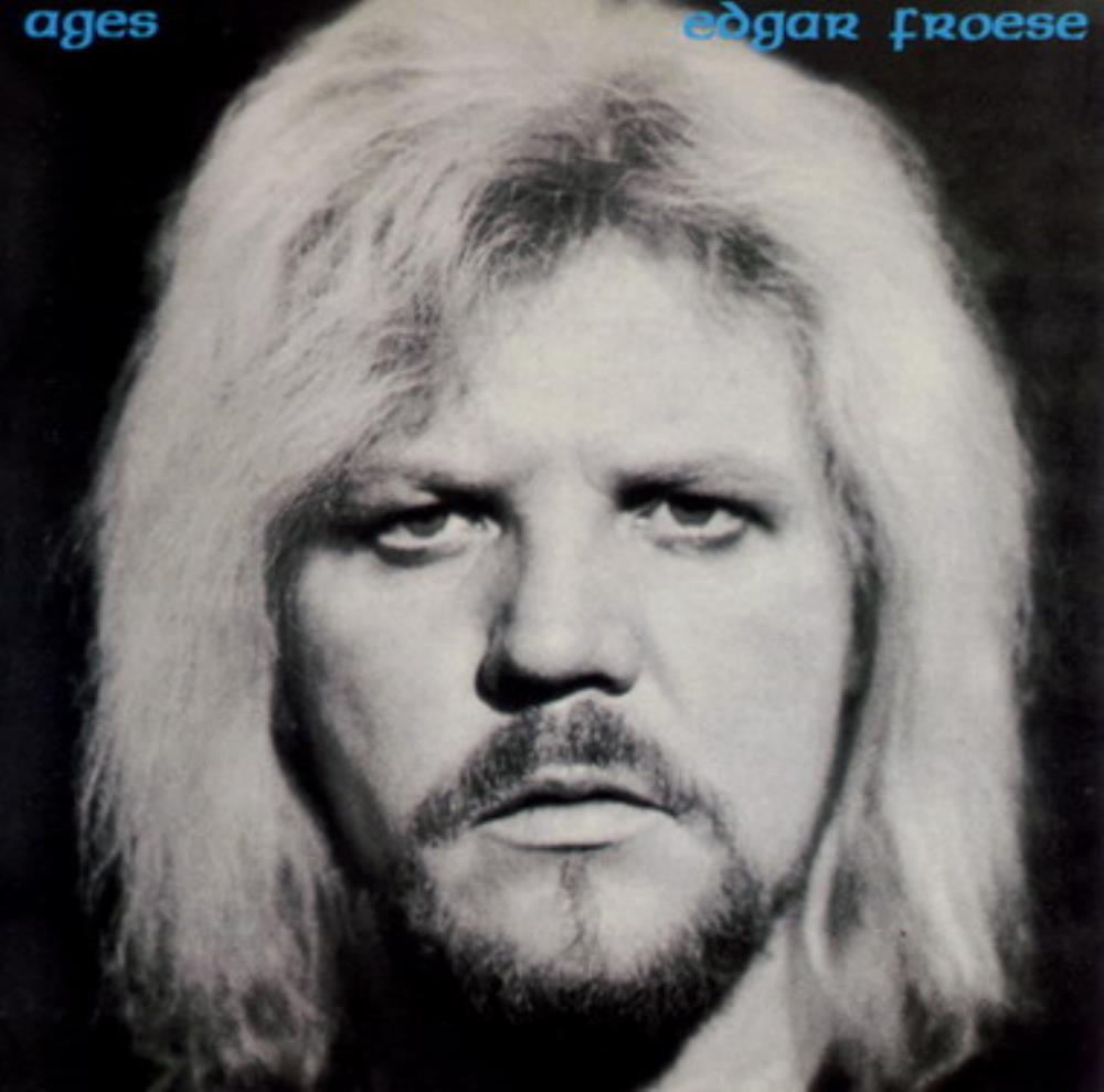 Ages by FROESE, EDGAR album cover