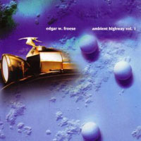 Edgar Froese Ambient Highway Vol. 1 album cover