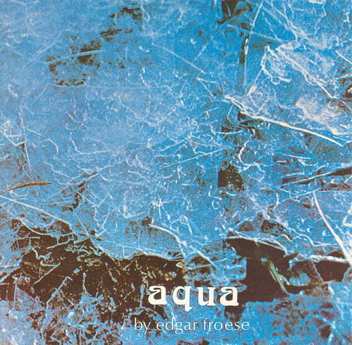Edgar Froese - Aqua CD (album) cover