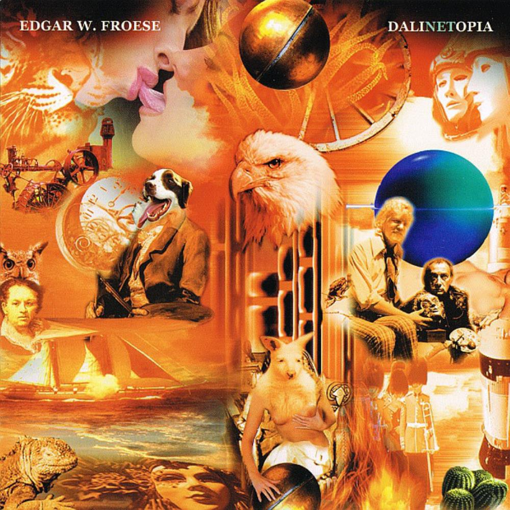 Edgar Froese Dalinetopia album cover