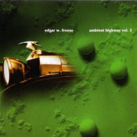 Edgar Froese Ambient Highway Vol. 3 album cover