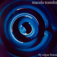 Edgar Froese - Macula Transfer  CD (album) cover
