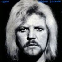 Edgar Froese - Ages CD (album) cover