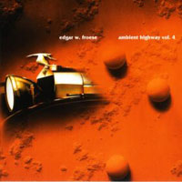 Edgar Froese Ambient Highway Vol. 4 album cover