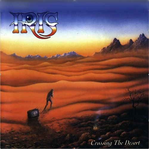 Iris - Crossing The Desert  CD (album) cover