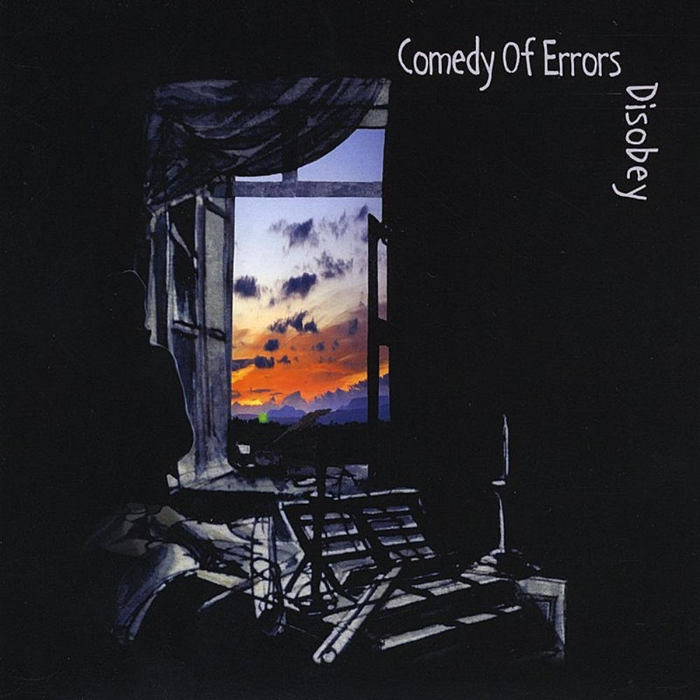 Comedy Of Errors - Disobey CD (album) cover
