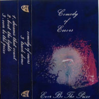 Comedy Of Errors - Ever Be The Prize CD (album) cover