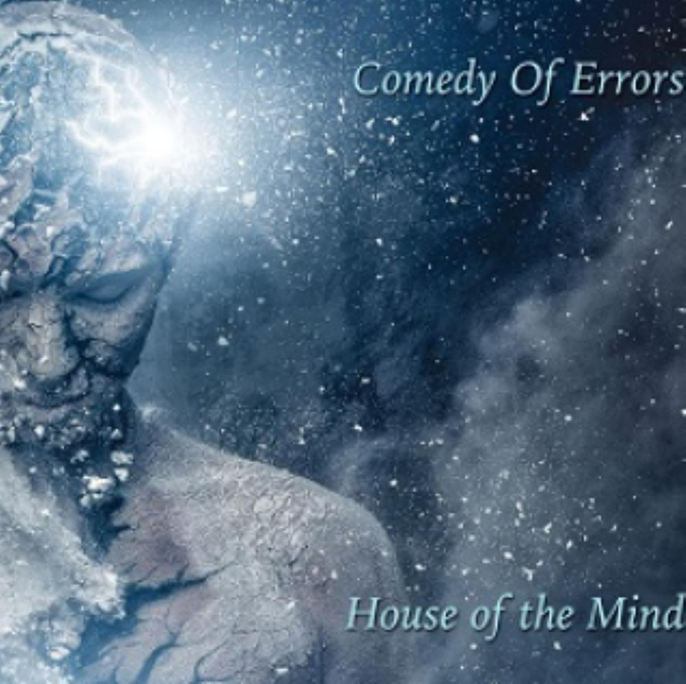 House of the Mind by Comedy Of Errors album rcover