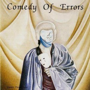 Comedy Of Errors - Comedy Of Errors CD (album) cover