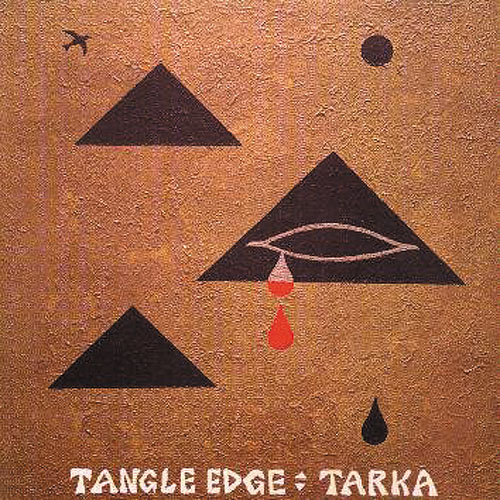 Tangle Edge - Tarka CD (album) cover
