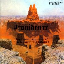 Providence - There Once Was A Night Of Choko-Muro The Paradise  CD (album) cover