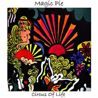 Magic Pie - Circus Of Life CD (album) cover