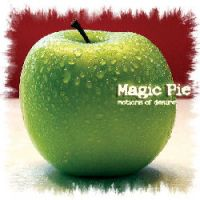 Magic Pie - Motions Of Desire  CD (album) cover
