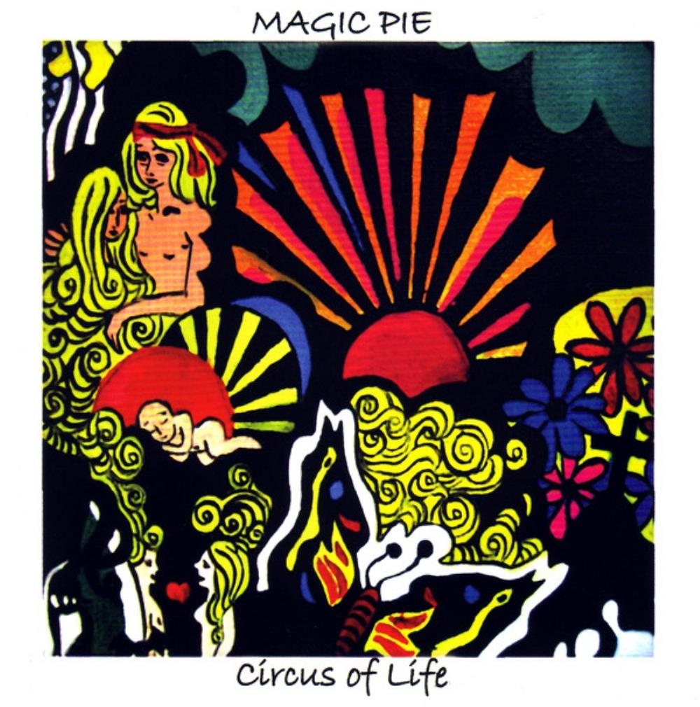 Circus Of Life by MAGIC PIE album cover