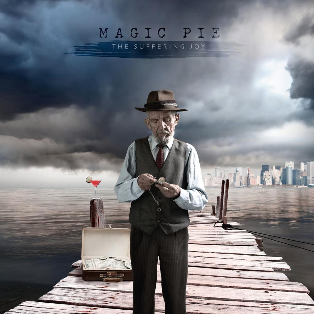 Magic Pie - The Suffering Joy CD (album) cover