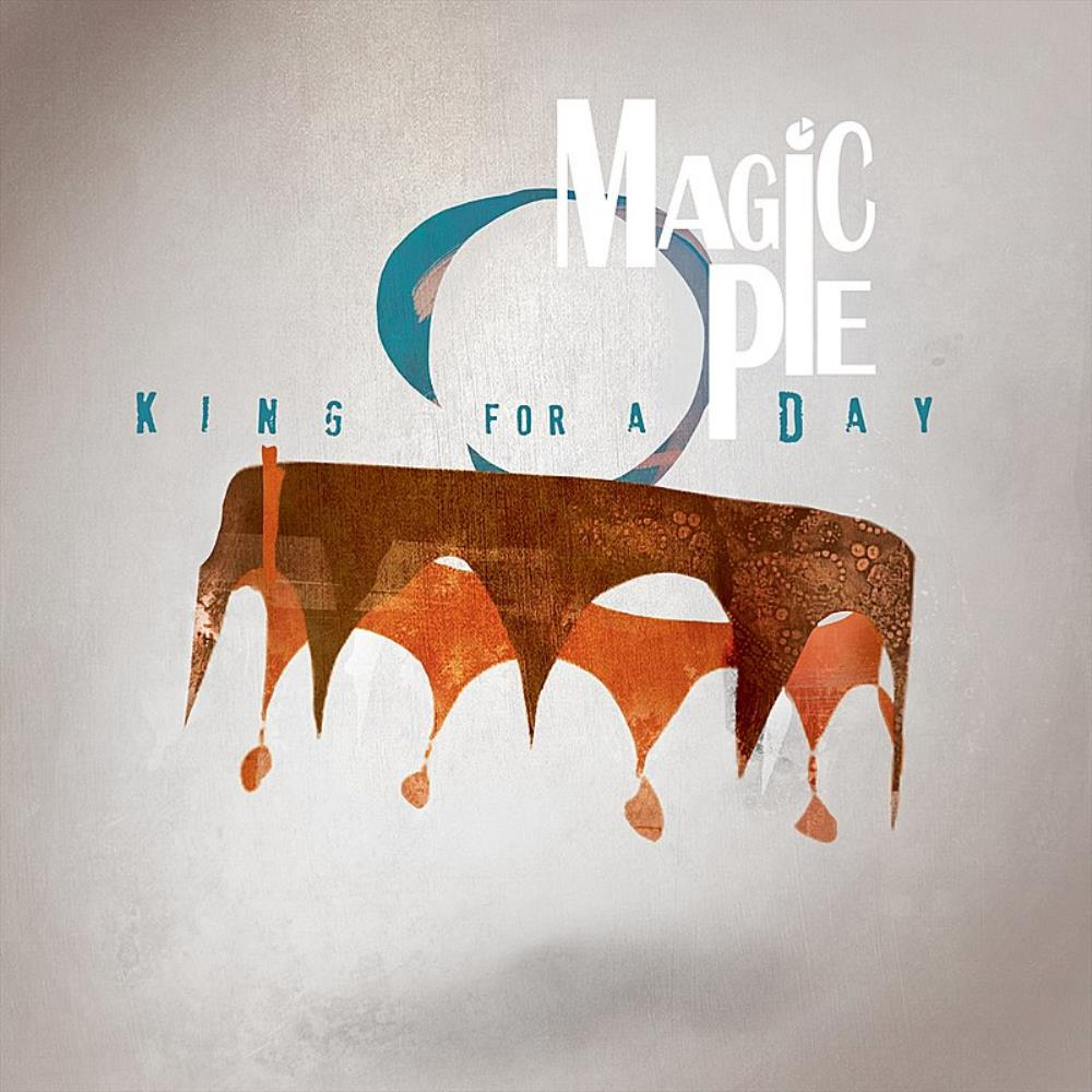 Magic Pie King For A Day album cover