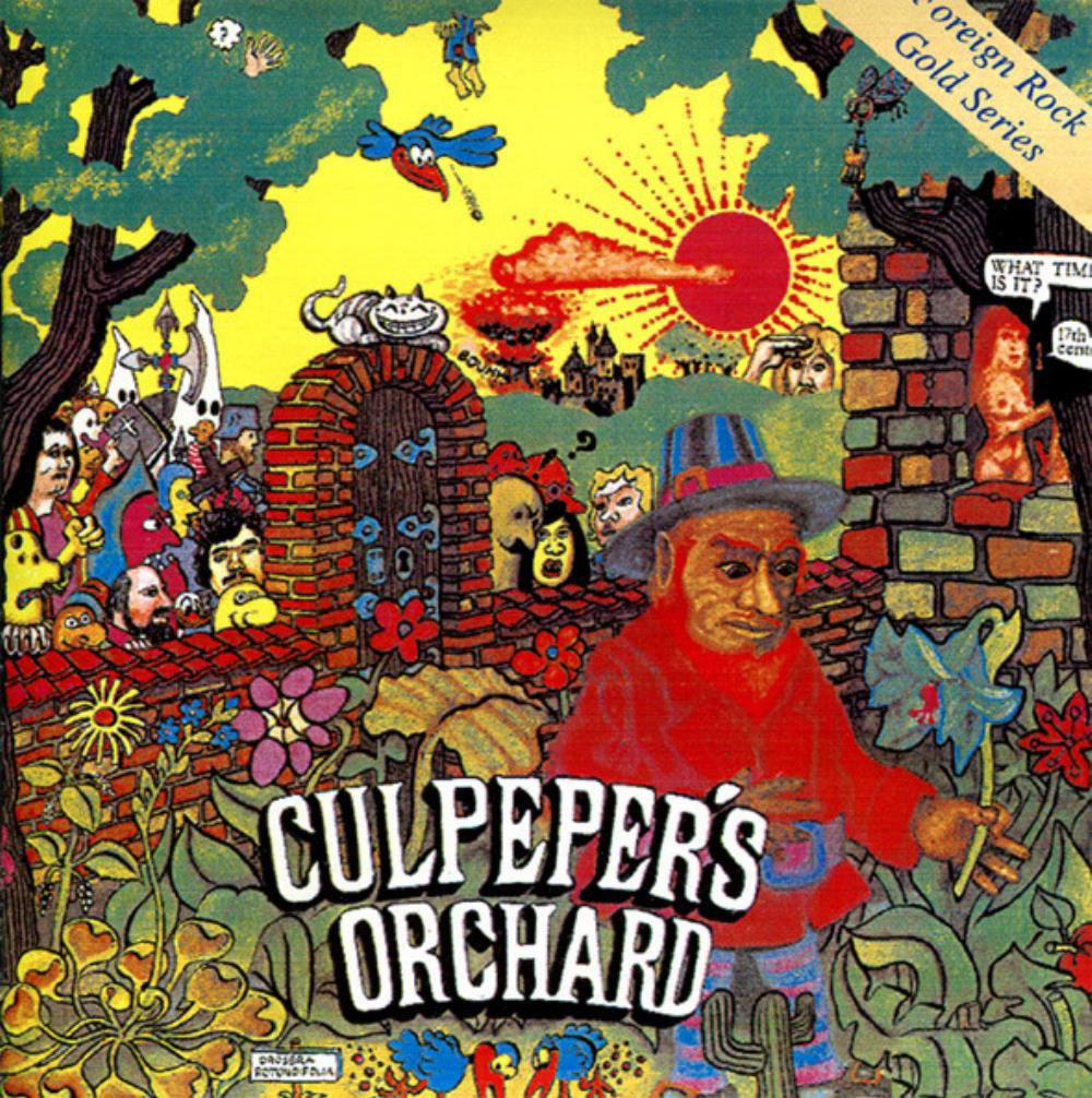 Culpeper's Orchard - Culpeper's Orchard CD (album) cover