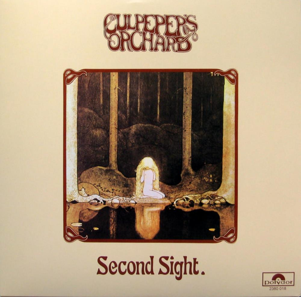 Culpeper's Orchard - Second Sight CD (album) cover