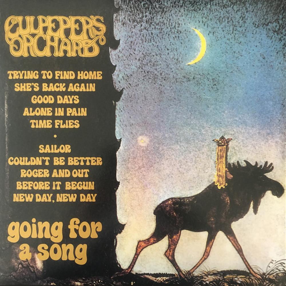 Going For A Song by CULPEPER'S ORCHARD album cover