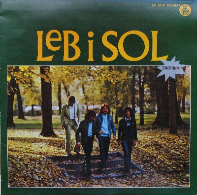 Leb I Sol -  Leb I Sol  CD (album) cover