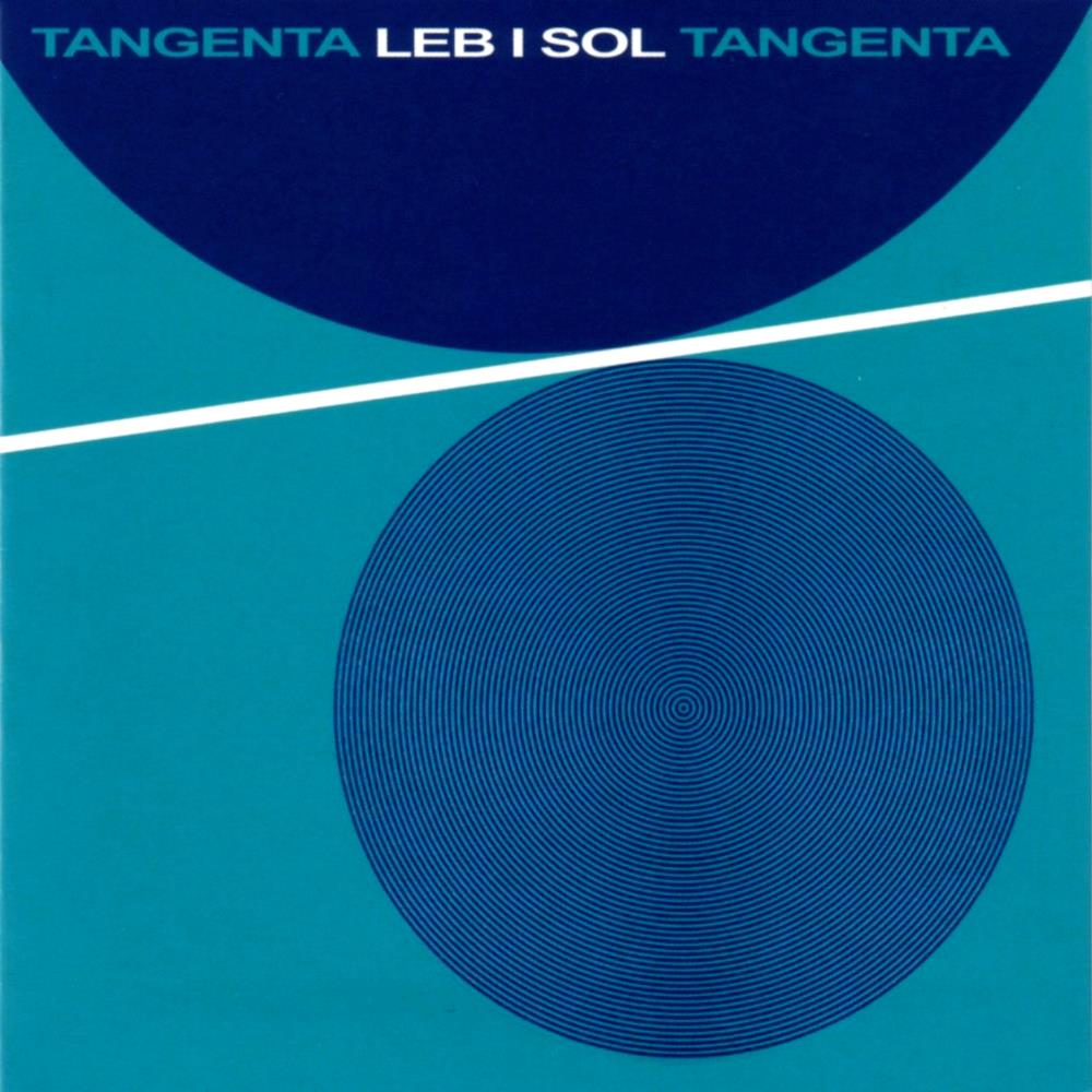 Leb I Sol - Tangenta CD (album) cover