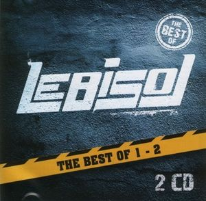 Leb I Sol - The Best Of 1-2 CD (album) cover