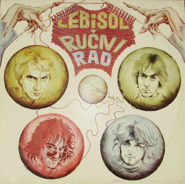Leb I Sol - Rucni Rad CD (album) cover