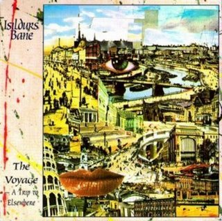 Isildurs Bane - The Voyage - A Trip to Elsewhere  CD (album) cover