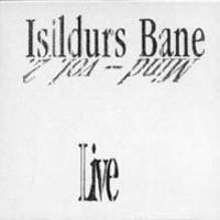 Isildurs Bane - Mind - Vol 2 Live CD (album) cover