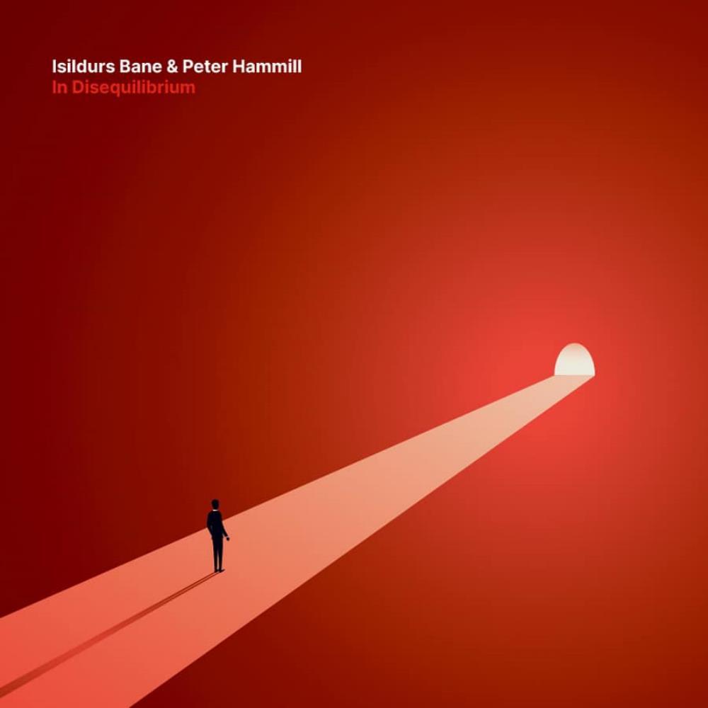 Isildurs Bane & Peter Hammill: In Disequilibrium by ISILDURS BANE album cover