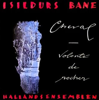 Isildurs Bane - Cheval - Volont� de rocher  CD (album) cover