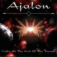 Light At The End Of The Tunnel by AJALON album cover