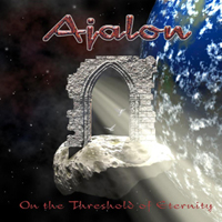 Ajalon - On The Threshold Of Eternity CD (album) cover