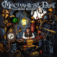 Mechanical Poet - Woodland Prattlers CD (album) cover