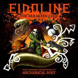 Mechanical Poet Eidoline - The Arraken Code album cover