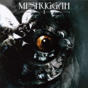 Meshuggah - I CD (album) cover