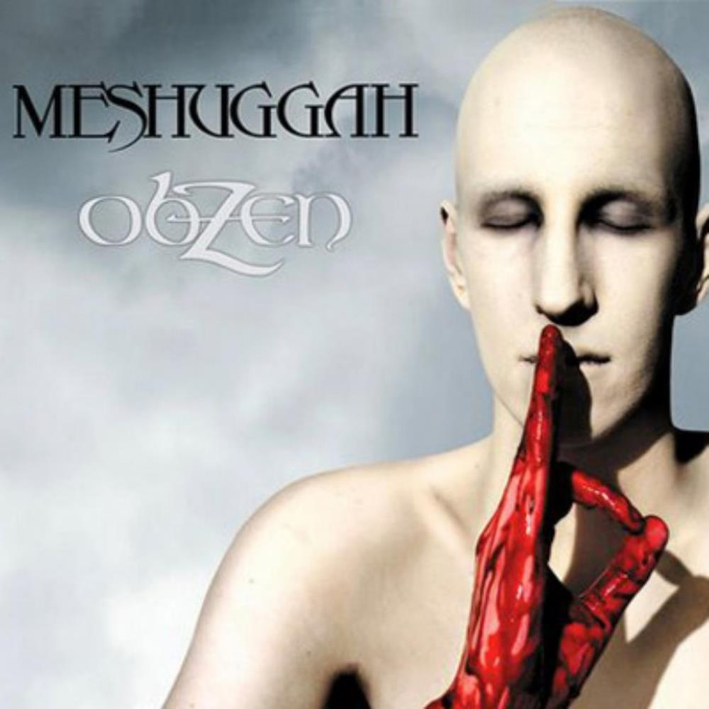 Meshuggah - ObZen CD (album) cover