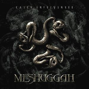 Catch 33 by MESHUGGAH album cover