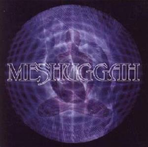 Meshuggah - Selfcaged (USA version) CD (album) cover