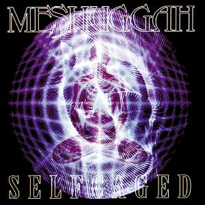 Meshuggah Selfcaged album cover