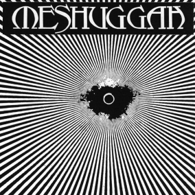 Psykisk Testbild by MESHUGGAH album cover