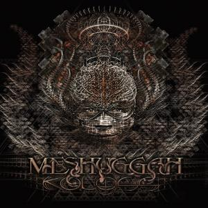 Meshuggah - Koloss CD (album) cover